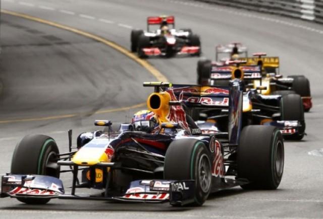 Mark Webber, noul principe de Monaco