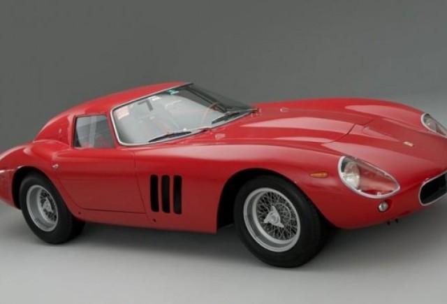 Un prezentator TV britanic a dat 18 milioane $ pe un Ferrari 250 GTO