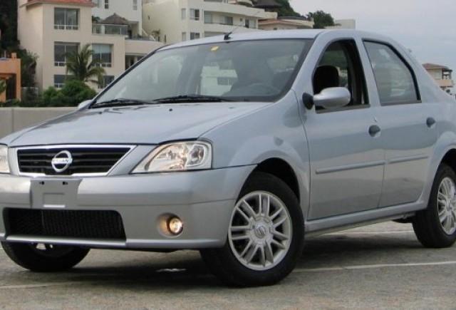 Fabrica Lada va produce Loganuri cu sigla Nissan