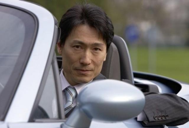 Nou director Mazda Europa