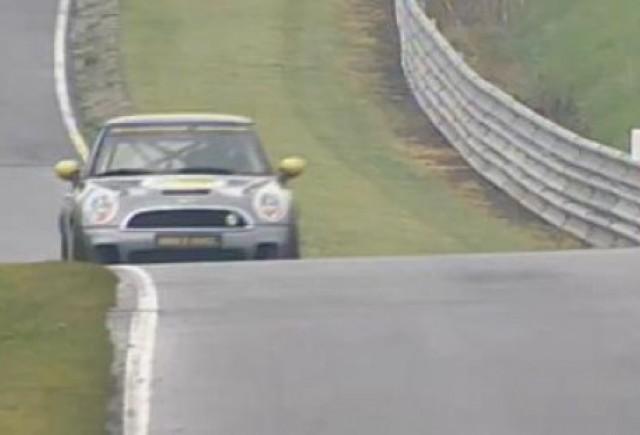 VIDEO: Mini E Race, in cursa de 24h de la Nurburgring