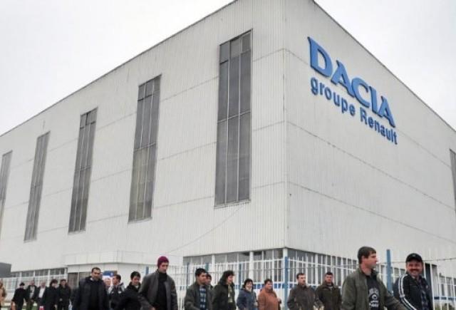 Dacia, locul 2 in topul companiilor responsabile din Romania