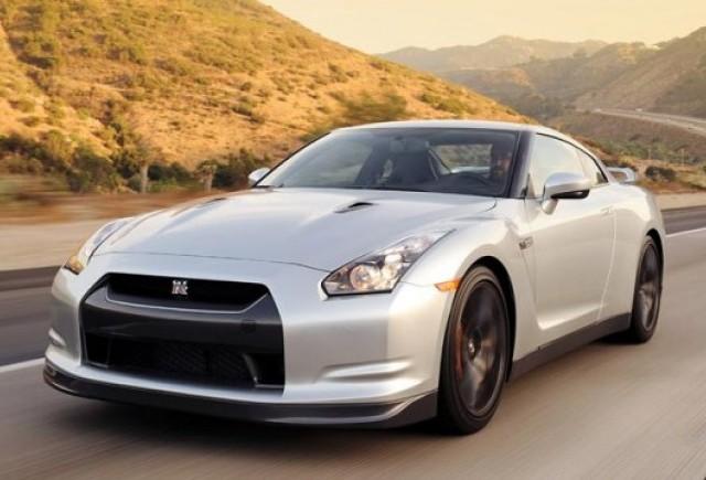 Nissan GT-R facelift va avea 500 de cai putere