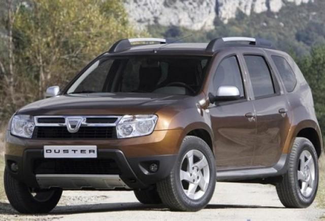 Modelul Duster ar putea fi comercializat de Nissan si Renault