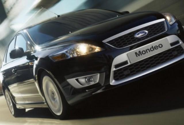 Ford ar putea lansa noul Mondeo facelift la Paris