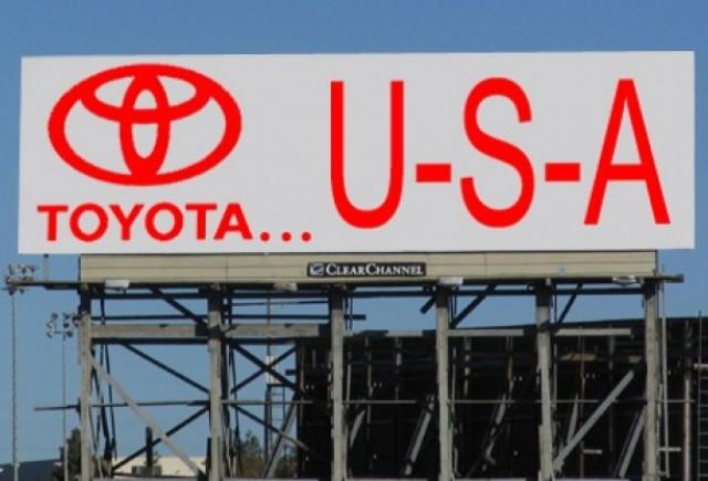 Toyota a platit amenda de 16,4 milioane $ catre statul american