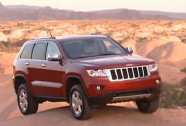 VIDEO: Jeep prezinta noul Grand Cherokee