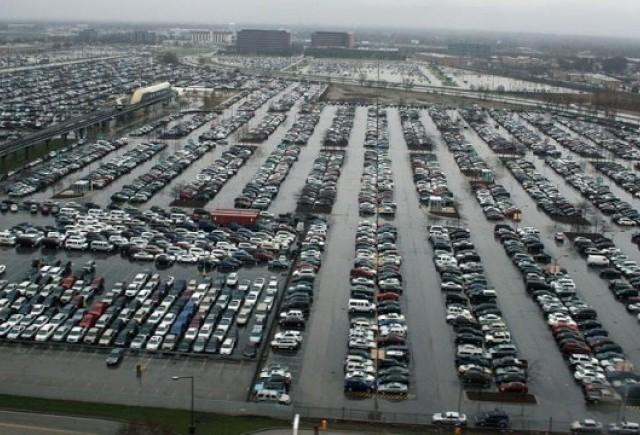 Vanzarile auto din Romania au crescu cu 4,6% in aprilie fata de martie