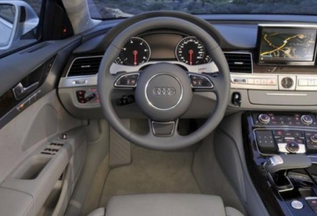 Noile modele Audi vor avea aplicatii tip iPhone