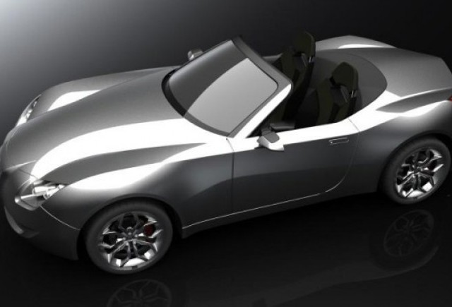 Studiu de design: Alfa Romeo Spider