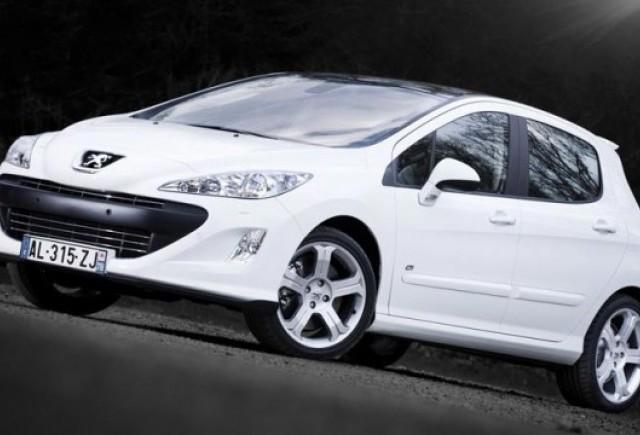 OFICIAL: Peugeot a prezentat noul 308 GTi