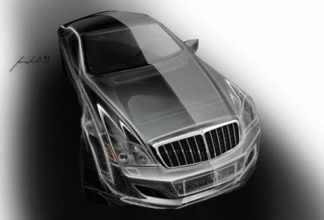 Iata noul Maybach 57S Coupe!