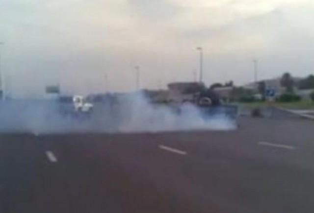 VIDEO: Traficul pe autostrazile din Dubai