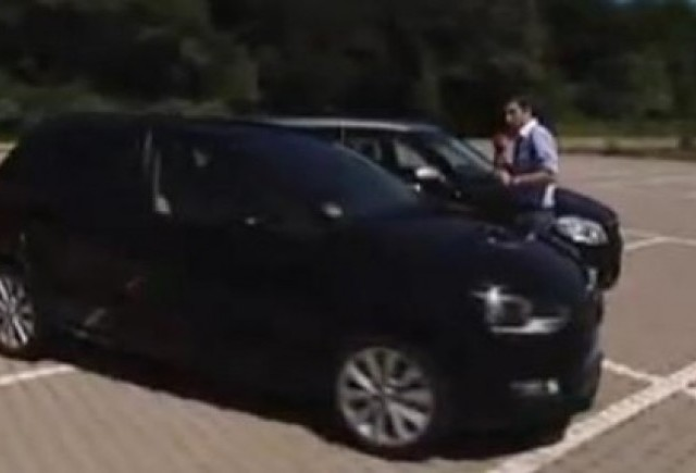 VIDEO: VW Polo vs Skoda Fabia
