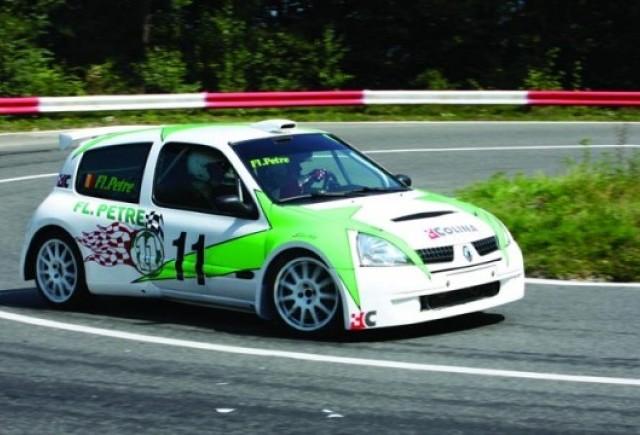 Florentin Petre a castigat o cursa de automobilism in Bulgaria