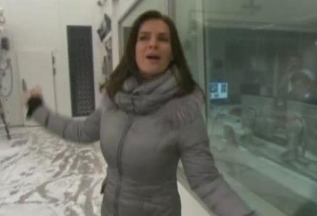 VIDEO: Katarina Witt a filmat un spot pentru BMW