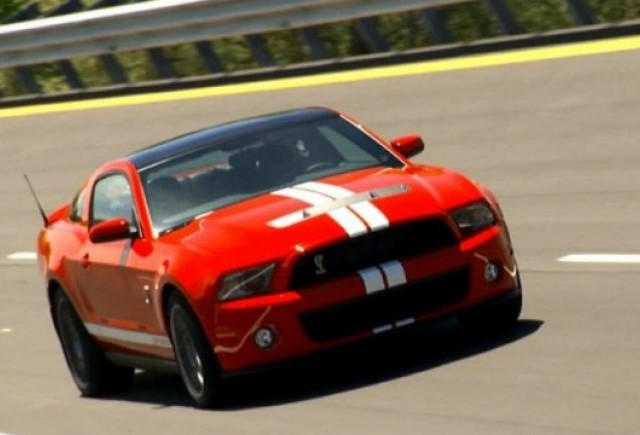 VIDEO: Ford prezinta noul Mustang Shelby GT500
