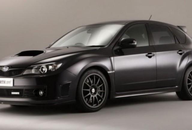 OFICIAL: Iata noul Subaru Cosworth Impreza STI CS400!
