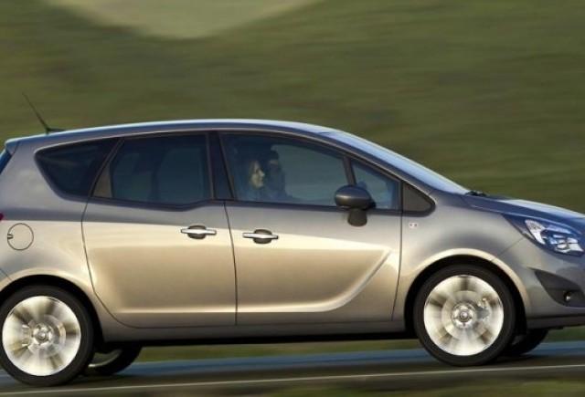 Noul Opel Meriva castiga un premiu de design