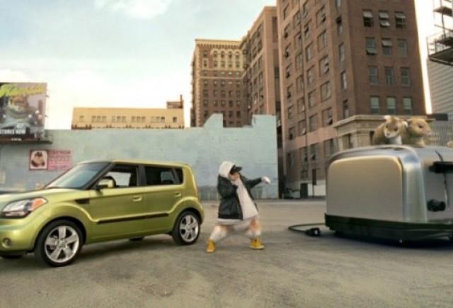 VIDEO: Kia prezinta noua reclama pentru modelul Soul