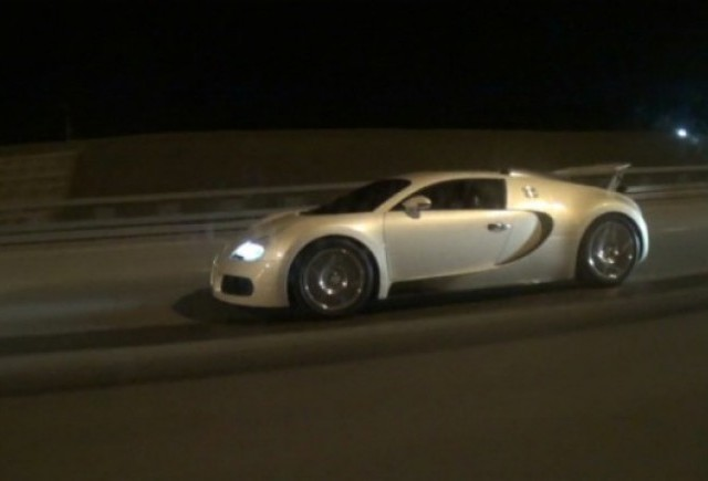 VIDEO: Bugatti Veyron vs doua Nissan-uri GT-R de 730 CP