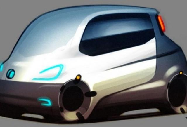 VIDEO: Fiat Mio FCC III, viitorul masinii de oras