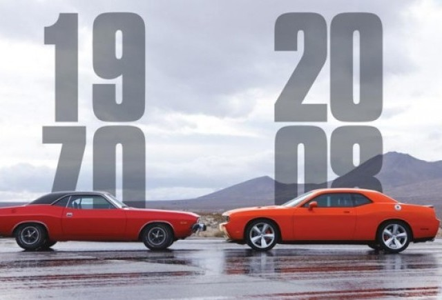 Dodge Challenger implineste 40 de ani