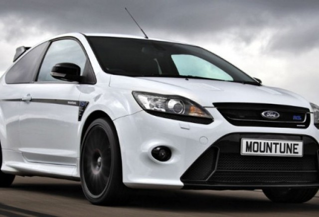 VIDEO: Fifth Gear testeaza noul Ford Focus Mountune RS MP350