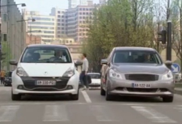 VIDEO: Noile reclame Renault Clio RS