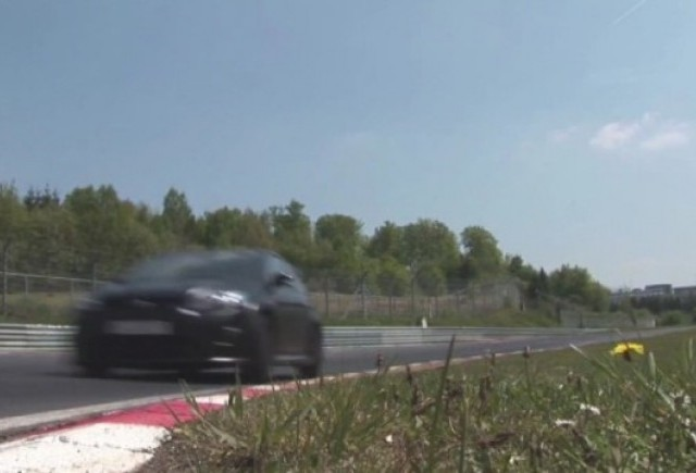 VIDEO: Mikko Hirvonen testeaza noul Ford Focus RS500
