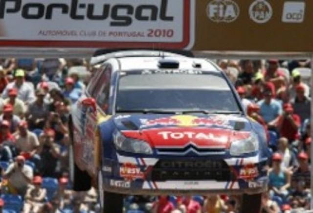 WRC: Sebastien Ogier castiga Raliul Portugaliei