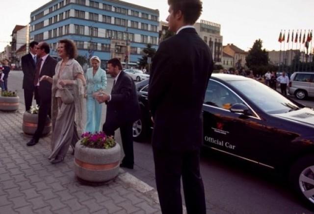 Mercedes este partenerul TIFF 2010