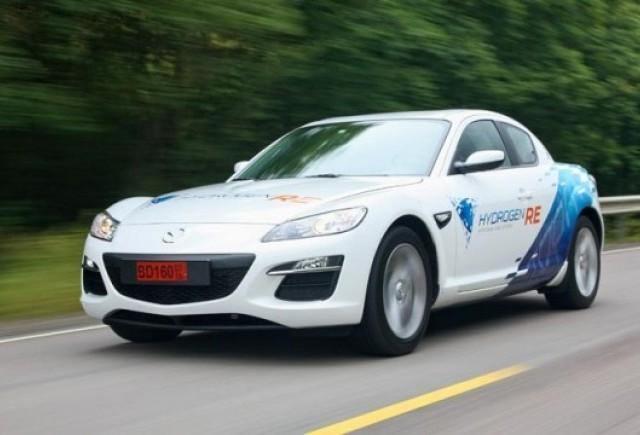 Mazda participa in cursa de 24 h de la Le Mans