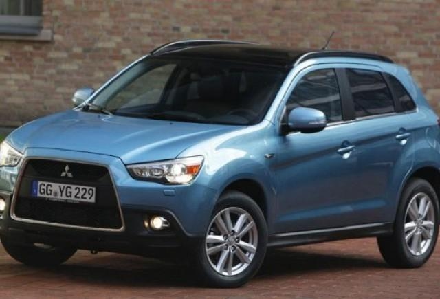 Noul Mitsubishi ASX, 13.290 euro prin programul Rabla