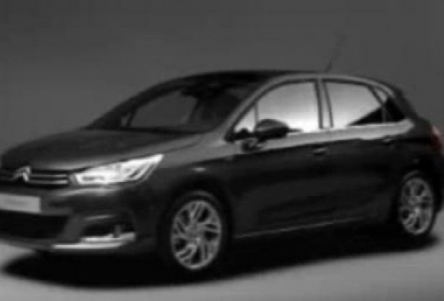 VIDEO: Noul Citroen C4 se prezinta