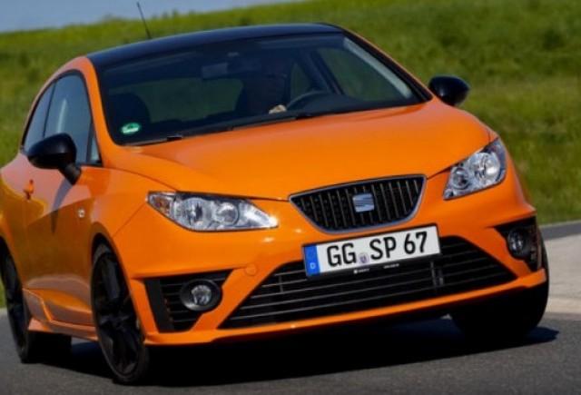 Iata noua editie limitata Seat Ibiza SC Sports Limited!