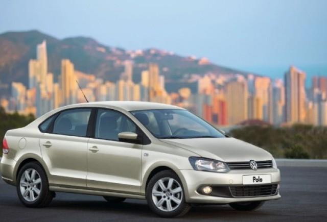 OFICIAL: Volkswagen a lansat modelul Polo sedan in Rusia