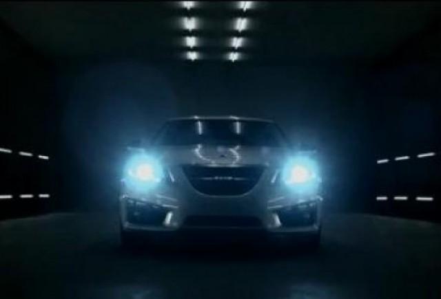 VIDEO: Promo la noul Saab 9-5