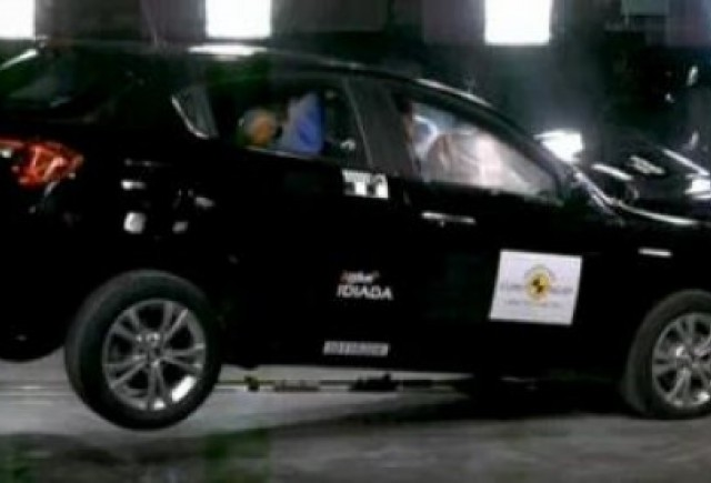 VIDEO: Testul Euro NCAP cu Alfa Giulietta
