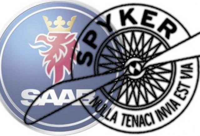 Modelele Spyker vor fi vandute si in showroom-urile Saab