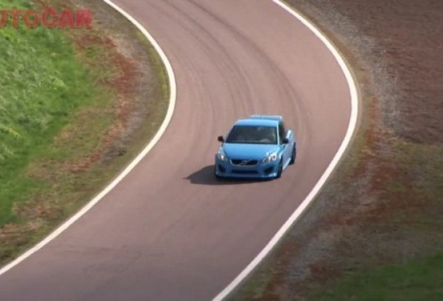 VIDEO: Autocar testeaza modelul Volvo C30 Polestar