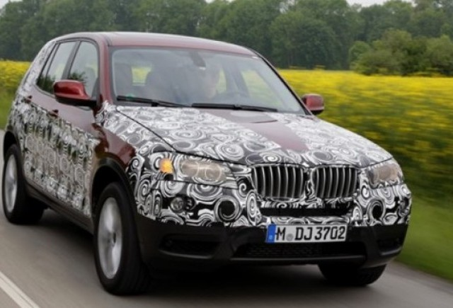 Primele detalii oficiale despre noul BMW X3