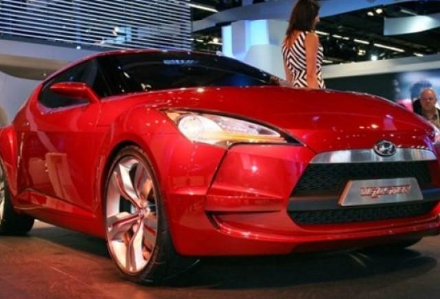Noul Hyundai Coupe va fi lansat la Salonul Auto de la Paris