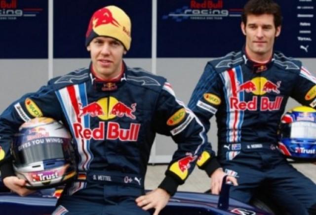 Vettel si Webber au facut pace
