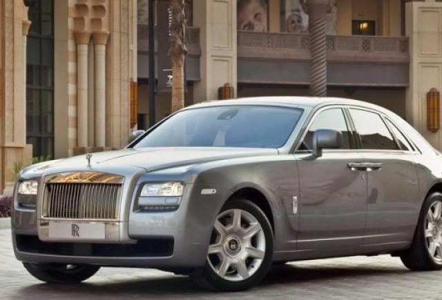 Vanzarile Rolls-Royce au crescut cu 146% in 2010
