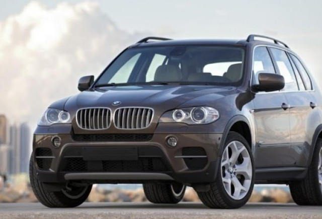 Noul BMW X5, de la 57.715 euro cu TVA in Romania