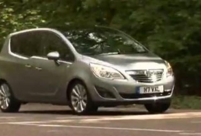 VIDEO: Autocar testeaza noul Opel Meriva