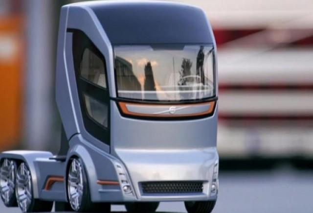 Volvo Trucks prezinta camionul viitorului