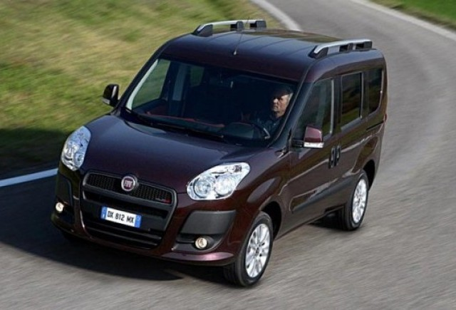 Noul Fiat Doblo Panorama, in Romania de la 11.756 euro