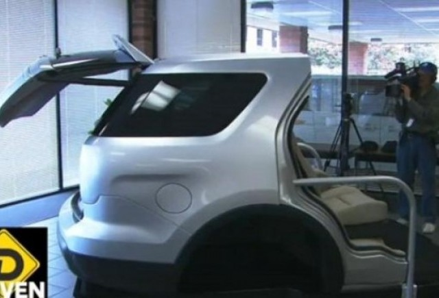 VIDEO: Ford Explorer, dezvaluit partial